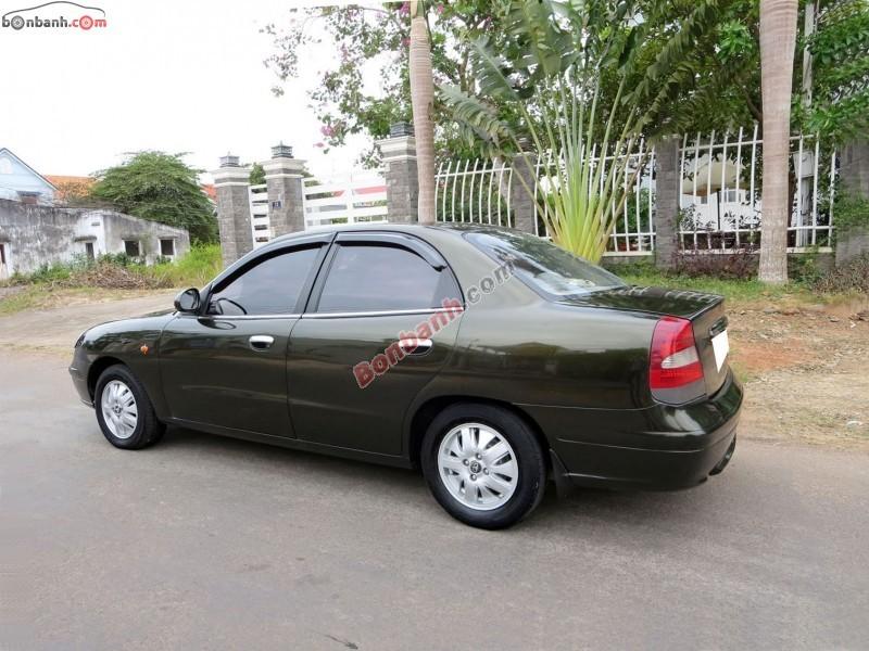Xe Daewoo Nubira II 2003