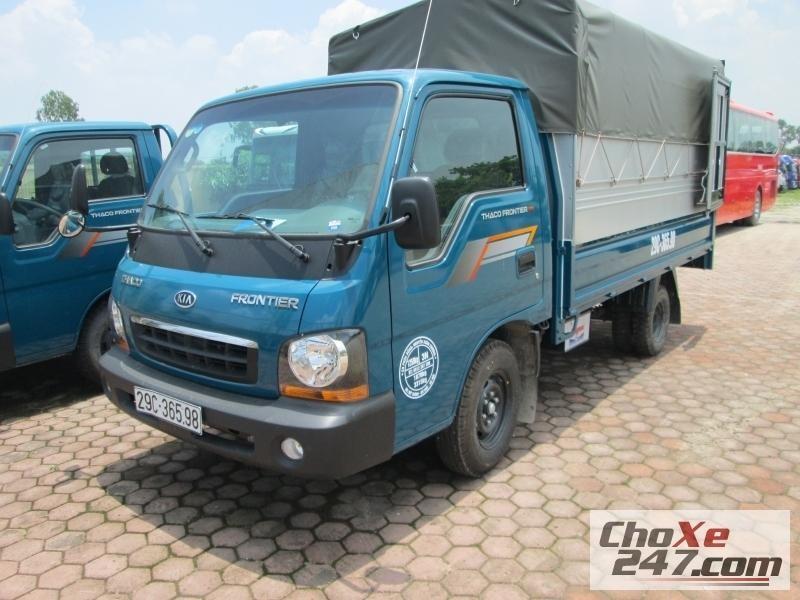 Xe Kia K2700