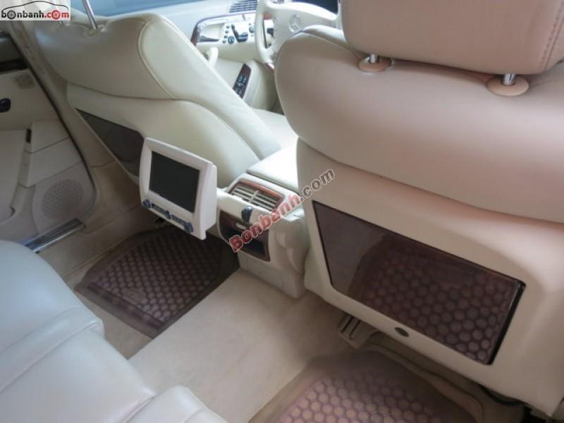 Xe Mercedes-Benz S class S350 2004
