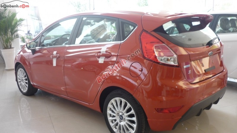 Xe Ford Fiesta 1.0AT Ecoboost 2015