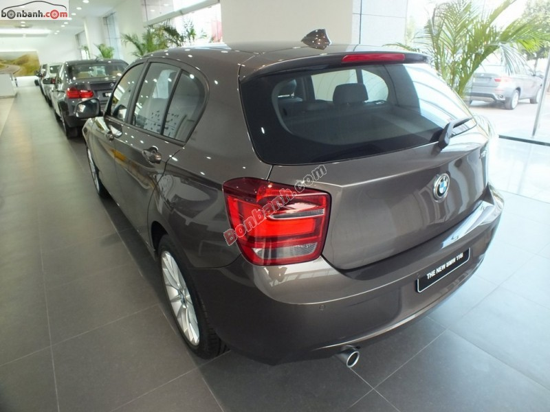 Xe BMW 1 Series 116i 2015