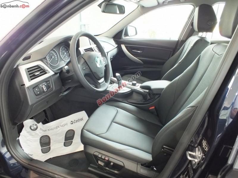 Xe BMW 3 Series 320i 2015