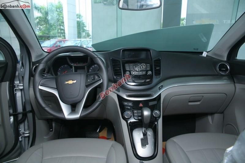 Xe Chevrolet Orlando LTZ 2015