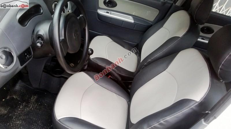 Xe Chevrolet Spark  2009
