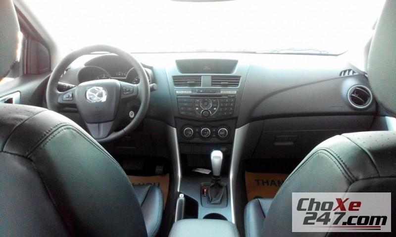 Xe Mazda BT 50
