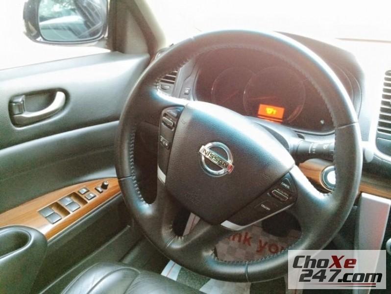 Xe Nissan Teana  2010