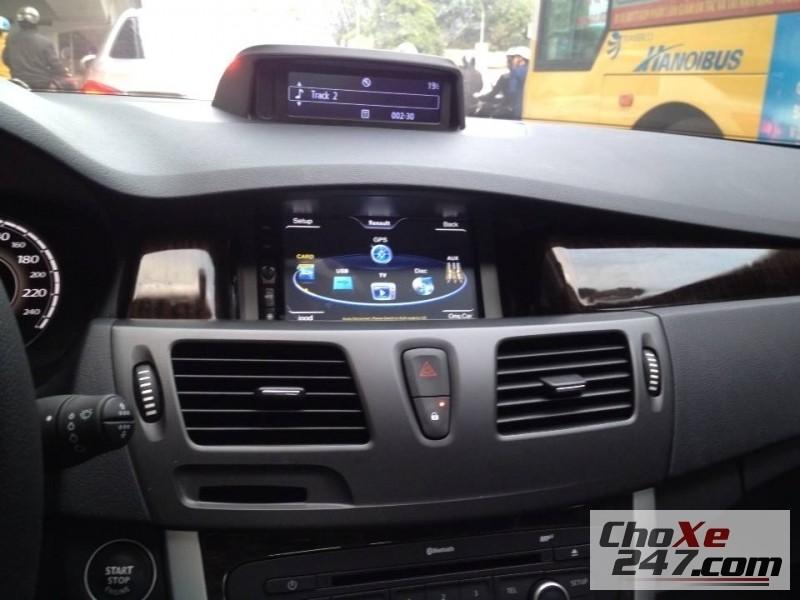 Xe Samsung SM5  2014