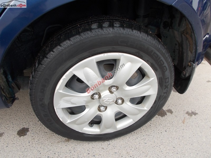 Xe Hyundai Getz 1.1MT 2010