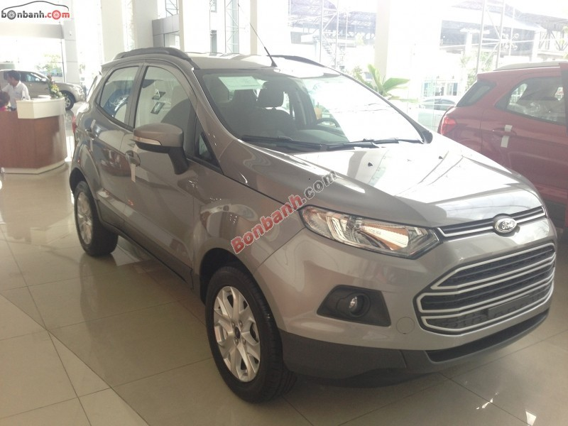 Xe Ford EcoSport AT Trend 2015