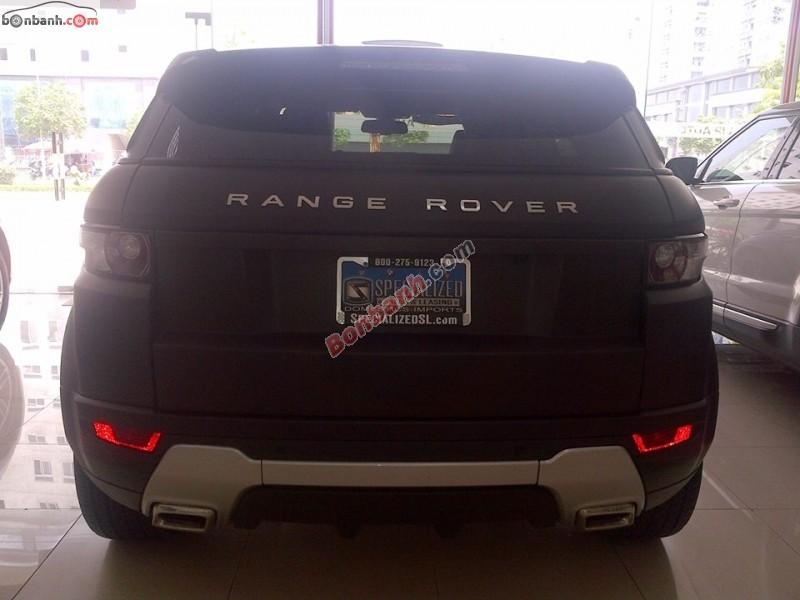 Xe LandRover Range rover Evoque 2015