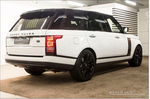 Xe LandRover Range rover Autobi LWB -   mới Nhập khẩu 2015