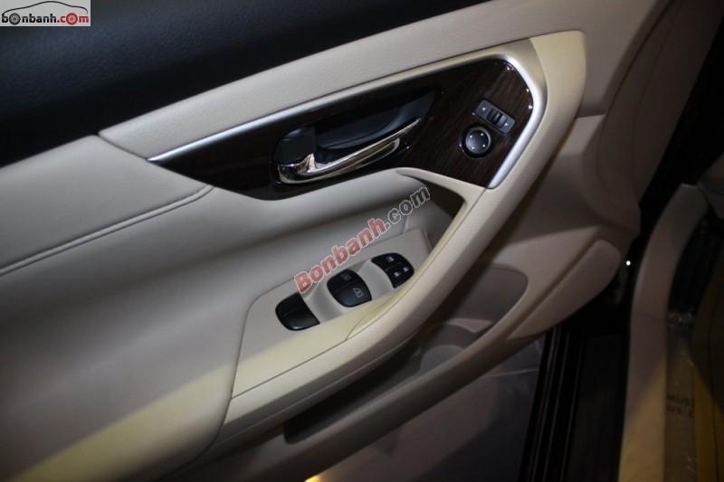 Xe Nissan Teana 2.5SL 2015
