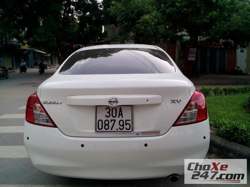 Xe Nissan Sunny XV XV 2014