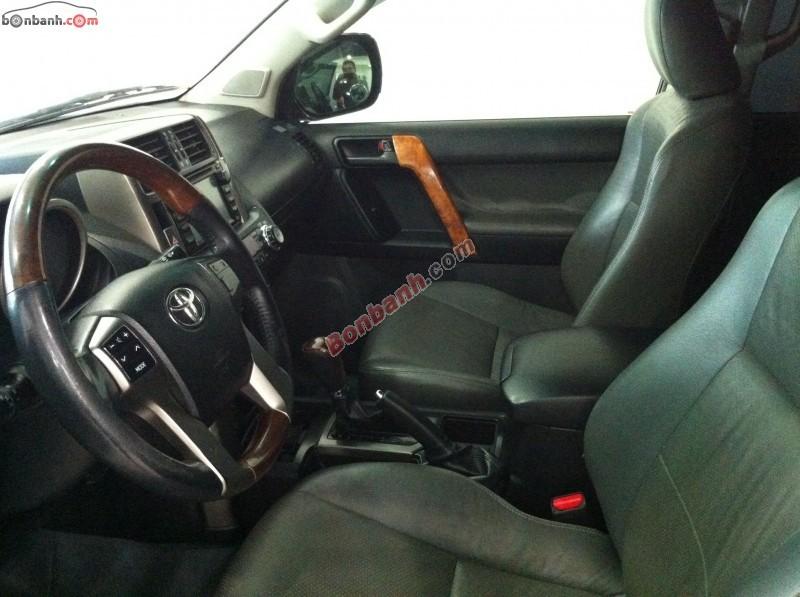 Xe Toyota Prado AT 2010