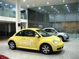 Xe Volkswagen Beetle -   mới Nhập khẩu 2010