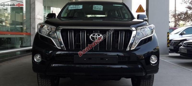 Xe Toyota Prado TXL 2014