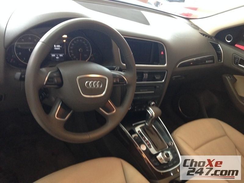 Xe Audi Q5  2014