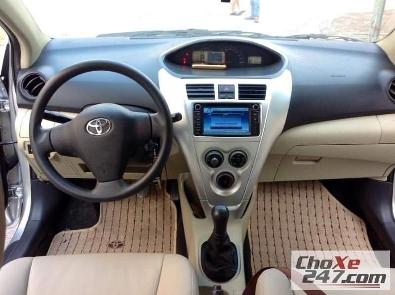 Xe Toyota Vios