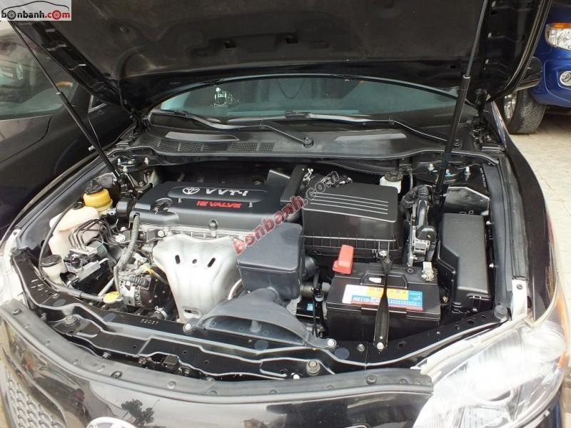 Xe Toyota Camry SE 2008