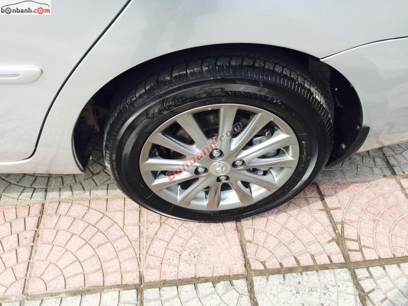 Xe Toyota Vios E 2013