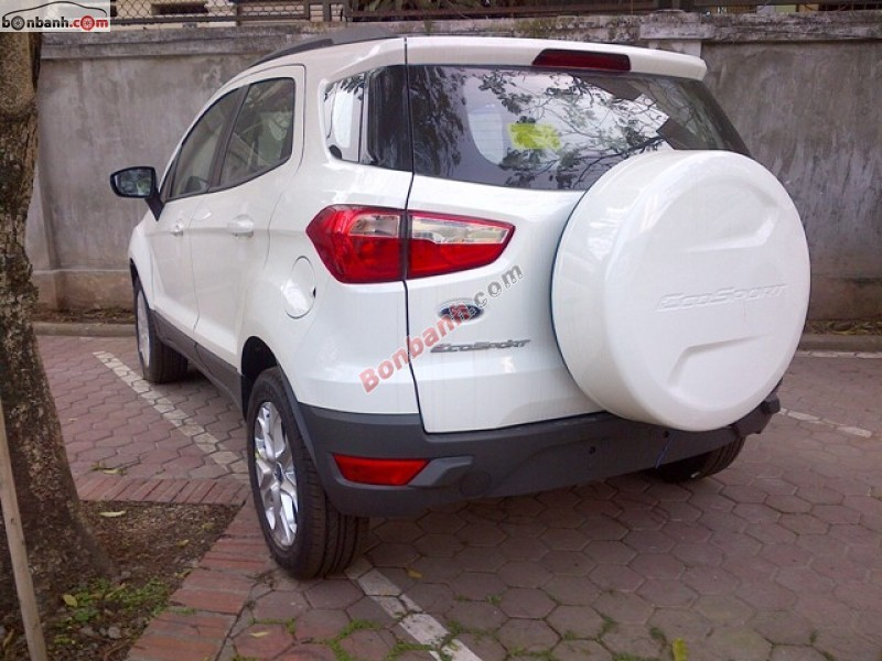 Xe Ford EcoSport Titanium AT 2015