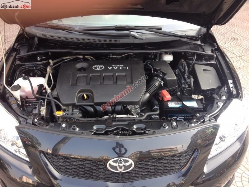 Xe Toyota Corolla altis 2.0V 2010