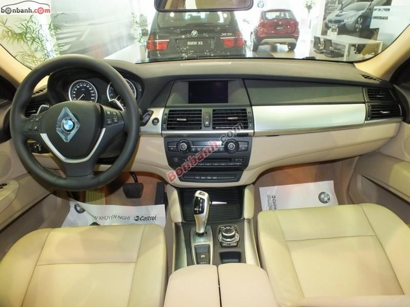 Xe BMW X6 xDrive35i 2015