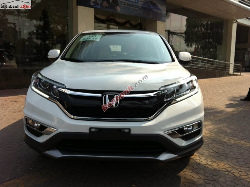 Xe Honda CR V 2.4 AT 2015