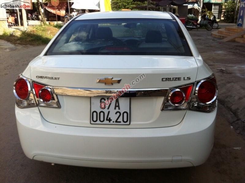Xe Chevrolet Cruze Bán    LS  cũ tại Hà Nội 2011