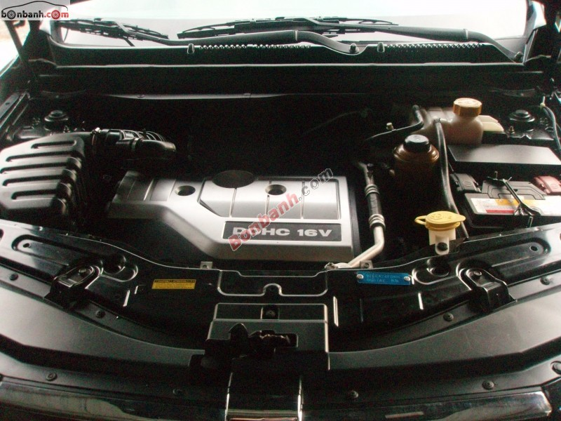 Xe Chevrolet Captiva Bán    LTZ  cũ tại TP HCM 2008