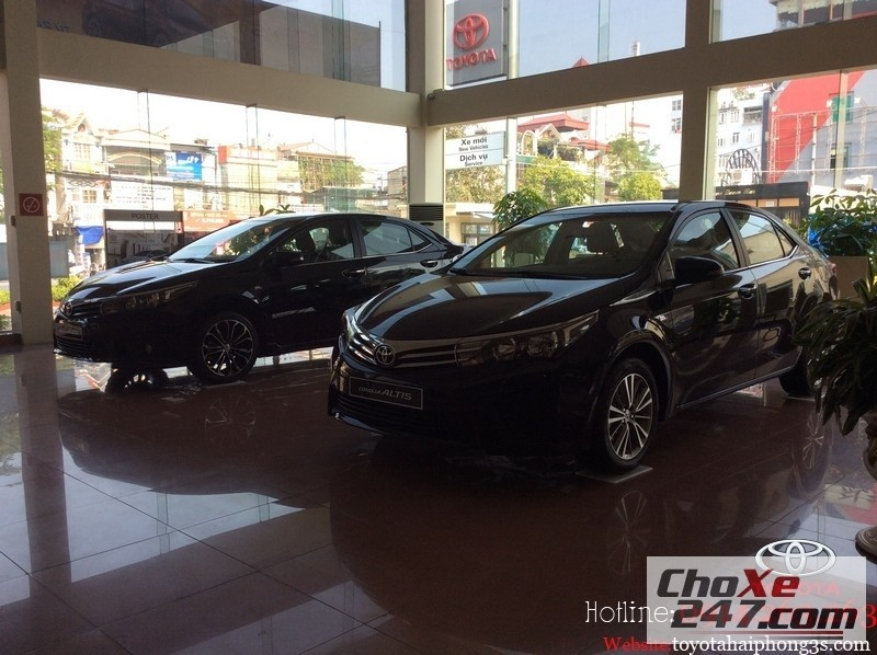 Xe Lexus IS  2015