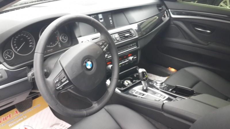 Xe BMW 5 Series Bán    520i  cũ tại Hà Nội 2013