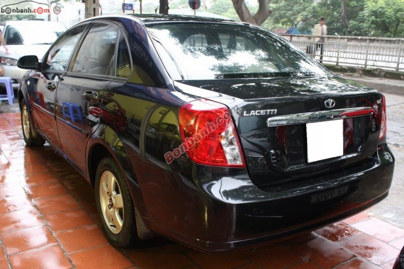 Xe Chevrolet Lacetti Bán    EX 1.6  cũ tại Hà Nội 2009