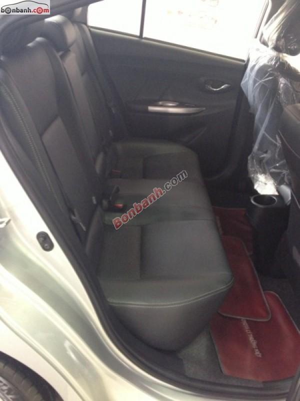 Xe Toyota Vios Bán    1.5 G  mới tại TP HCM 2014