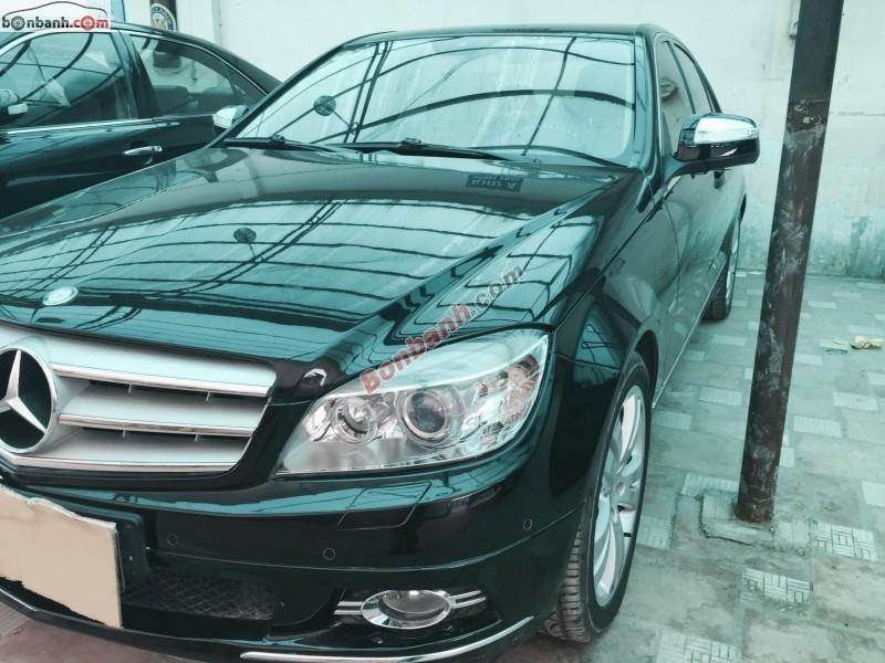 Xe Mercedes-Benz C class Bán     cũ tại TP HCM 2008