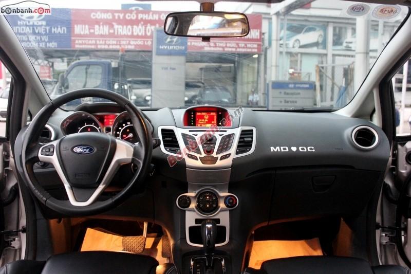 Xe Ford Fiesta Bán    S 1.6AT  cũ tại Hà Nội 2012