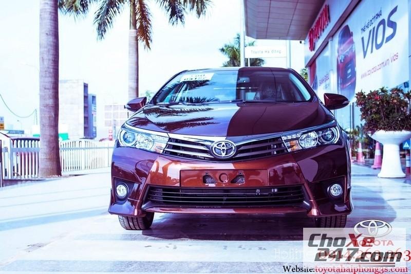 Xe Acura TL Hải Phòng báo giá Altis  tốt nhất,giá hấp dẫn.Hoine 0914.263.263 2015