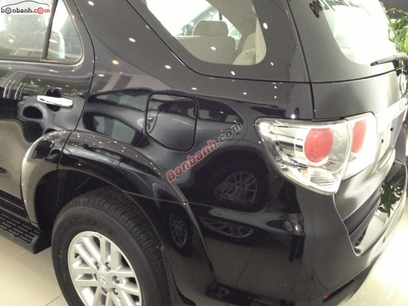Xe Toyota Fortuner Bán    2.5G  mới tại Hà Nội 2014