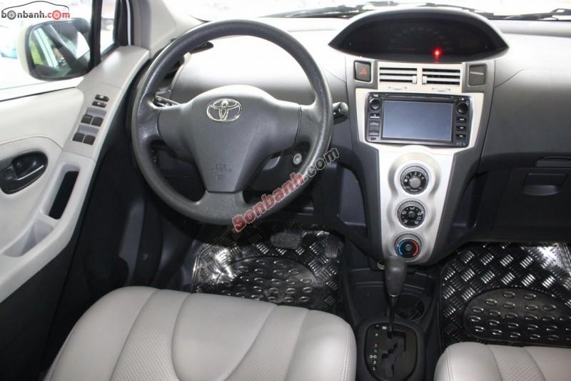 Xe Toyota Yaris Bán     cũ tại Hà Nội 2007