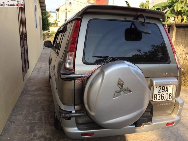 Xe Mitsubishi Jolie Bán    MPi  cũ tại Vĩnh Phúc 2005