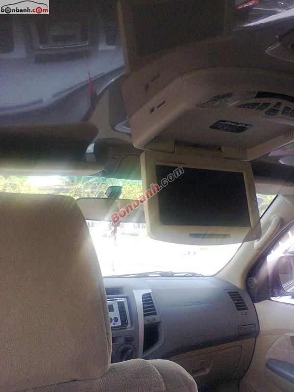 Xe Toyota Fortuner Bán    G  cũ tại Vĩnh Long 2011