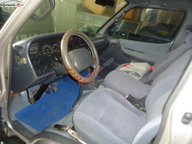 Xe Toyota Hiace Bán     cũ tại TP HCM 2004