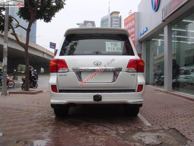 Xe Toyota Land Cruiser Bán   GX.R - D4D  mới tại Hà Nội 2014