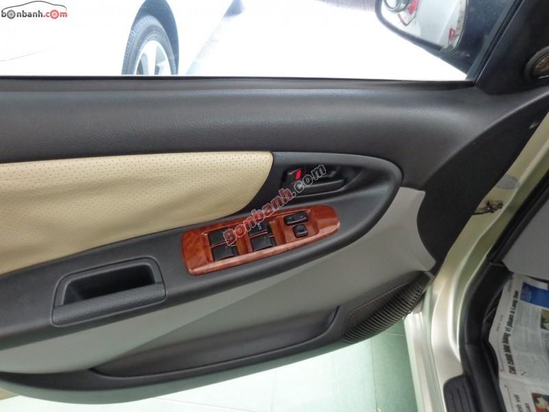 Xe Toyota Vios Bán    1.5G  cũ tại Hà Nội 2004