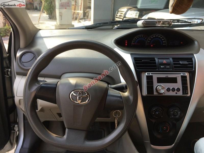 Xe Toyota Vios Bán    E  cũ tại Hà Nội 2010