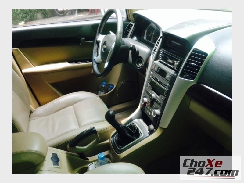 Xe Chevrolet Captiva LT 2008