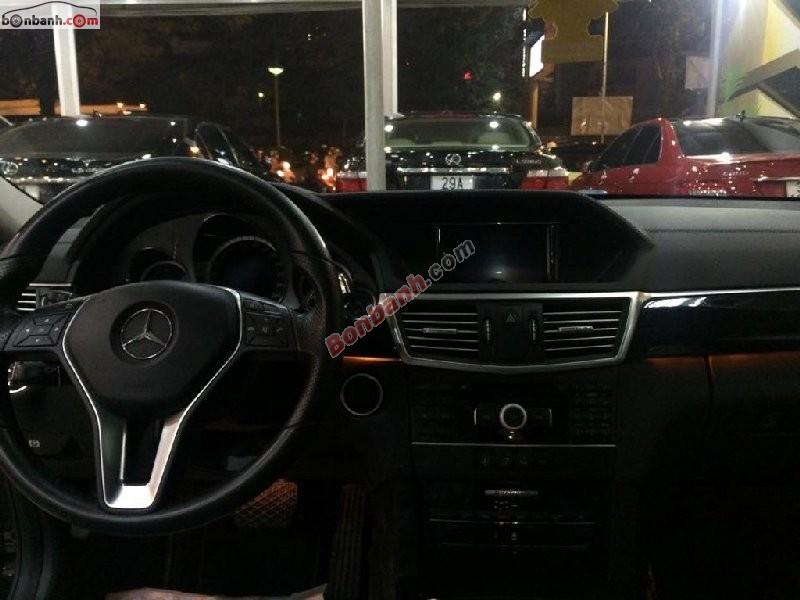 Xe Mercedes-Benz E class Bán    250 CGI   cũ tại Hà Nội 2013