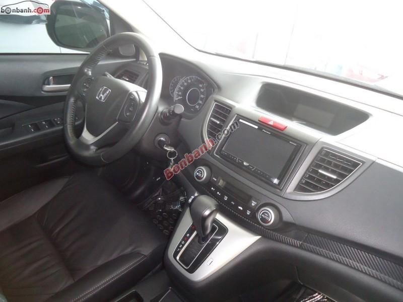 Xe Honda CR V Bán     cũ tại TP HCM 2013