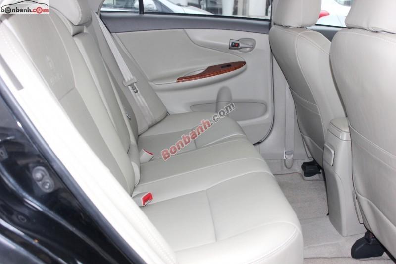 Xe Toyota Corolla altis Bán    2.0V  cũ tại TP HCM 2009