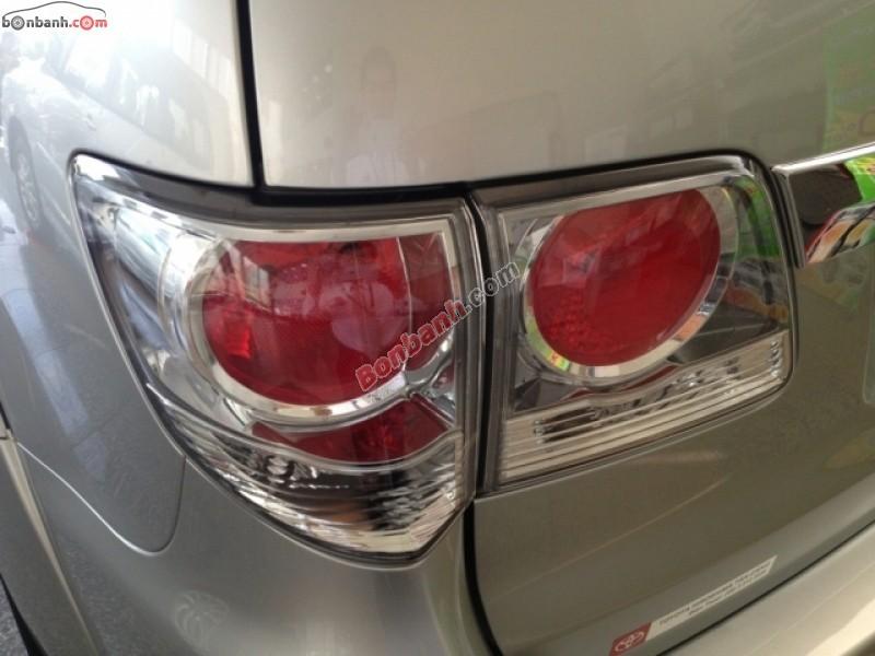 Xe Toyota Fortuner Bán    2.5 G  mới tại TP HCM 2014
